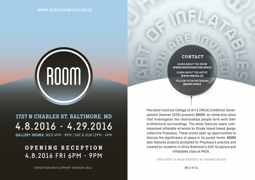 ROOMexhibitionFlyer